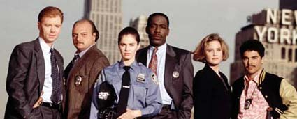 NYPD Blue - season one cast