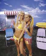 the simple life; paris hilton; nicole ritchie