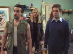 It's Always Sunny In Philadelphia: Dennis and Dee Get a New Dad