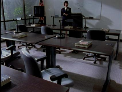 buffy classroom