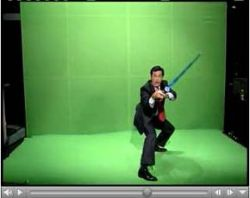 Stephen Colbert as Luke Skywalker