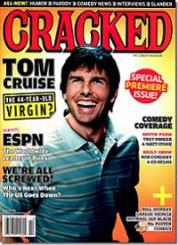 Cracked mag