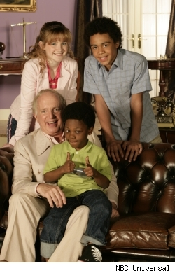 Cast of Behind the Scenes: The Unauthorized Story of Diff'rent Strokes