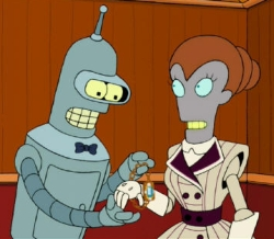 Futurama: A Flight to Remember