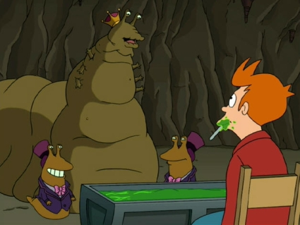 Futurama: Fry and the Slurm Factory