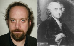 Paul Giamatti and John Adams