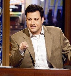 Jimmy Kimmel to remain at ABC through 2008
