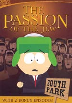 passion of the jew; south park