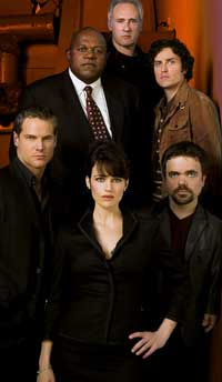 threshold cast
