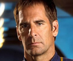 Scott Bakula, Captain Jonathan Archer of Star Trek:Enterprise