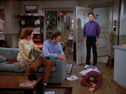 Seinfeld: The Boyfriend