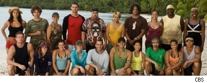 Here is your new Survivor cast