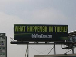 The Nine billboard