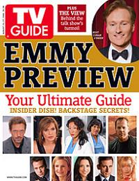 TV Guide - Emmys