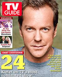 TV Guide - Kiefer Sutherland