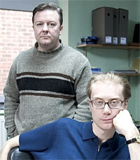 Ricky Gervais &amp; Stephen Merchant