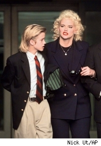 Daniel and Anna Nicole Smith