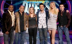 The remaining six of Celebrity Duets