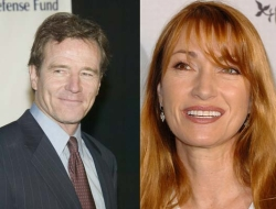 Bryan Cranston and Janye Seymour