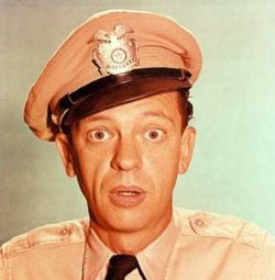 Don Knotts gets serious