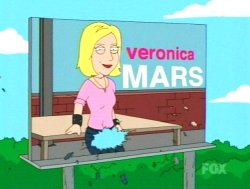 Family Guy - Veronica Mars