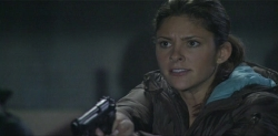 Jill Wagner as Krista in Blade: the series