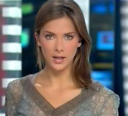 Melissa Theuriau - hot news anchor