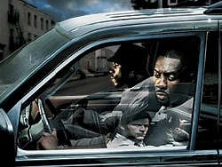 Avon, Stringer, McNulty & Kima; The Wire