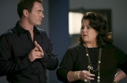 Rosie O'Donnell guest stars on Nip/Tuck
