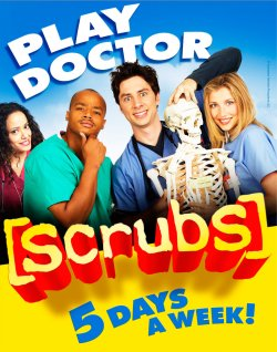 scrubs in syndication
