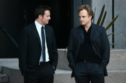 Matthew Perry and Bradley Whitford