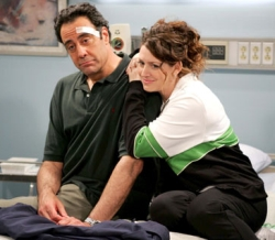 Brad Garrett and Joley Fisher of 'Til Death