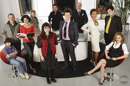 ugly betty after. Ugly Betty Cast
