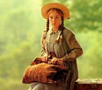 anne of green gables; megan follows