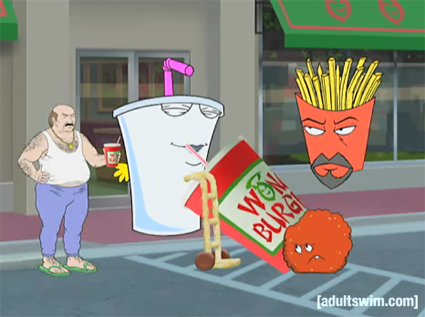 Aqua Teen Dickesode 28