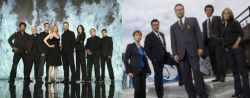 CSI and Law and Order casts