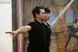drew lachey; dancing with the stars