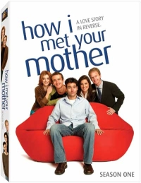 How I Met Your Mother season one DVD