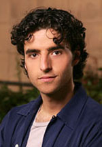 David Krumholtz as Charlie Eppes.