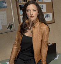 Lola Glaudini as FBI Agent Elle Greenaway.
