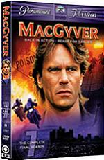 MacGyver DVD