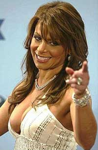 paula abdul; american idol