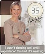 Sleep Number Ad