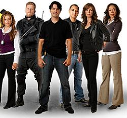 Standoff cast