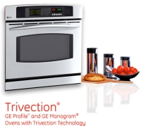 Trivection oven