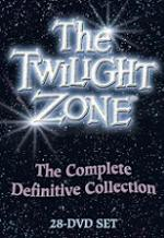 Twilight Zone DVD set