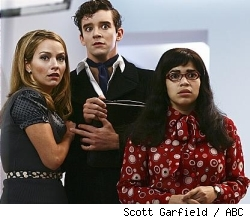 Ugly Betty: Fey's Sleigh Ride
