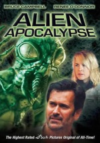 Bruce Campbell, Renee O'Connor - Alien Apocalypse