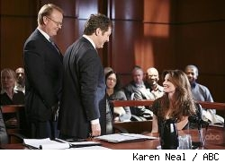 Boston Legal episode.