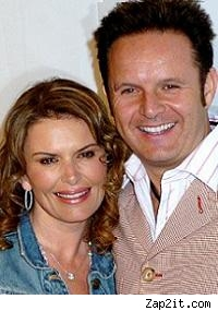 Roma Downey, Mark Burnett